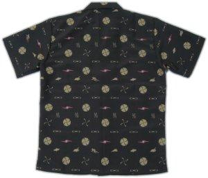 画像2: ウルトラセブン グッズ アロハシャツ モノグラム