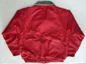画像2: 赤 ドカジャン パイロット ジャンパー 星 刺繍 入り ワンスター