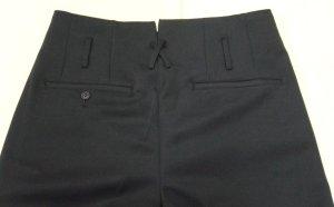 画像3: 変形 学生ズボン 2タック ボンタン 黒 (通販 学生服 ヤンキー)6000