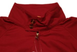 画像4: 大きいサイズ 赤い スイングトップ LL 3L 4L 5L 赤 紺 ジャンパー / 刺繍 名前入れ可 カー倶楽部 通販