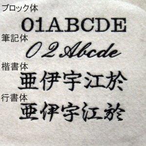 画像2: ドライTシャツ 名入れ刺繍 ネーム入れ 贈り物 に