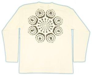 画像3: 総守護 干支十二支 梵字 長袖Tシャツ 刺青 デザインのマハースカ( 梵字タトゥー 通販)