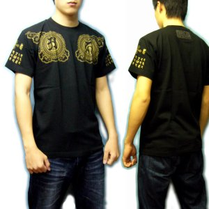 画像2: 阿吽光明の梵字Tシャツ通販