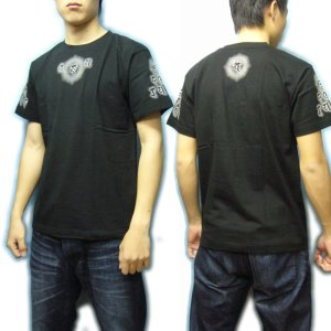 画像2: 毘沙門天の梵字Tシャツ通販