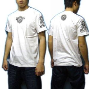 画像3: 毘沙門天の梵字Tシャツ通販