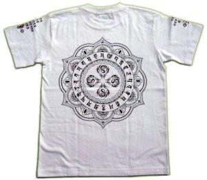 画像5: 毘盧遮那 梵字 Tシャツ 刺青 デザイン のマハースカ 通販