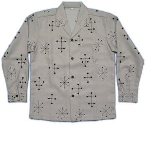 画像3: オープンシャツ 50s スモールドット S M L LL 3L