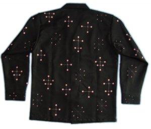画像2: オープンシャツ 50s スモールドット S M L LL 3L
