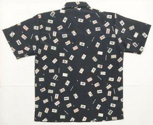 画像3: 麻雀牌 国士無双 アロハシャツ 和柄アロハ 大きいサイズ ギャンブルシャツ 3L 4L 5L 受注生産