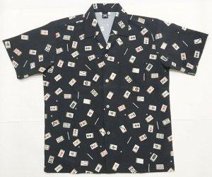 画像2: 麻雀牌 国士無双 アロハシャツ 和柄アロハ 大きいサイズ ギャンブルシャツ 3L 4L 5L 受注生産