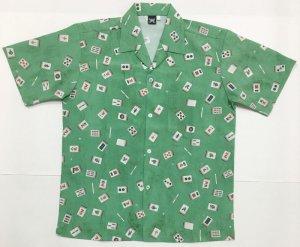 画像4: 麻雀牌 国士無双 アロハシャツ 和柄アロハ 大きいサイズ ギャンブルシャツ 3L 4L 5L 受注生産