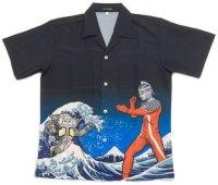 ウルトラセブン アロハシャツ キングジョー 特撮 大きいサイズ 3L 4L 5L 販売