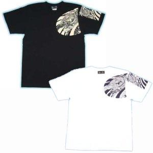 画像4: 龍の刺青デザインTシャツ通販