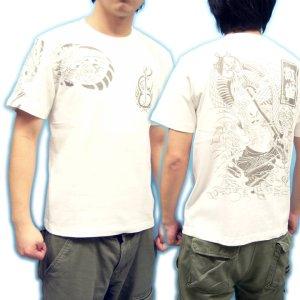 画像3: 水滸伝の花和尚Tシャツ通販