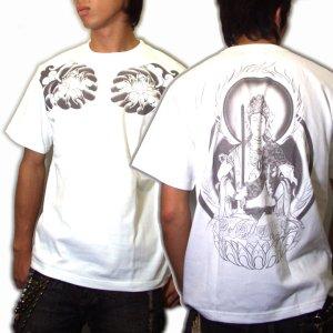 画像5: 虚空蔵菩薩の仏像画Tシャツ通販