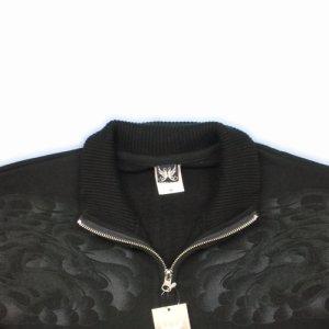画像5: 不動明王 和柄 スエット ジャンパー 刺青デザインの紅雀(名入れ刺繍可)通販 和柄服