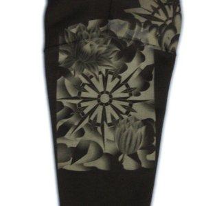 画像5: 千手観音 和柄 スエット ジャンパー 刺青デザインの紅雀(名入れ刺繍可)通販 和柄服
