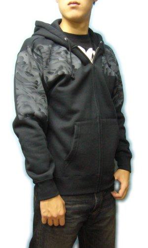 画像4: 不動明王 和柄 パーカー スエット刺青デザインの紅雀(名入れ刺繍可)通販 派手 パーカー 和柄服